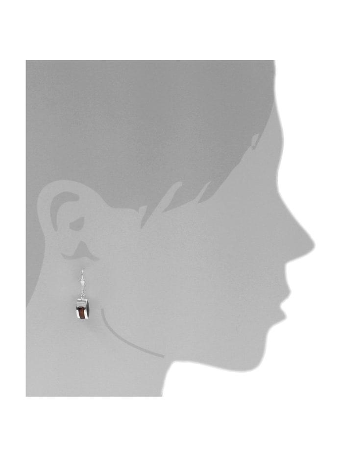 Ohrhänger - Zera - Silber 925/000 - Bernstein