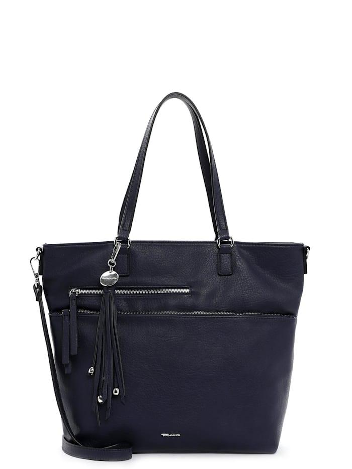 Tamaris Tamaris Shopper Adele, blue 500