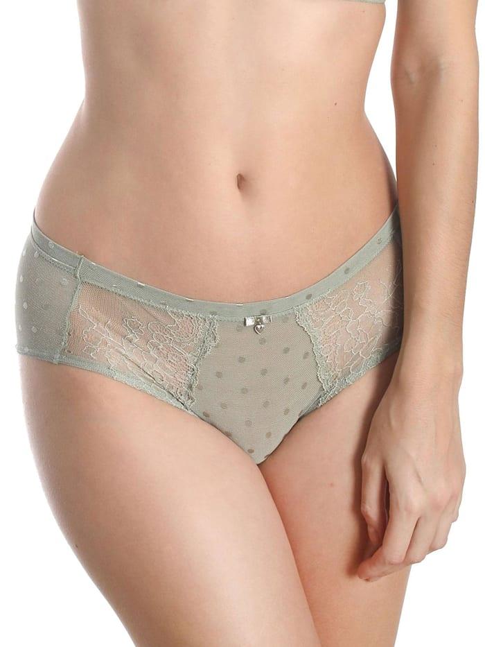 sassa Damen Panty LUXERY CHOICE, seagrass