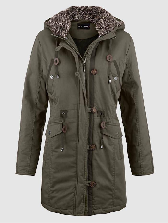 Vettähylkivä takki