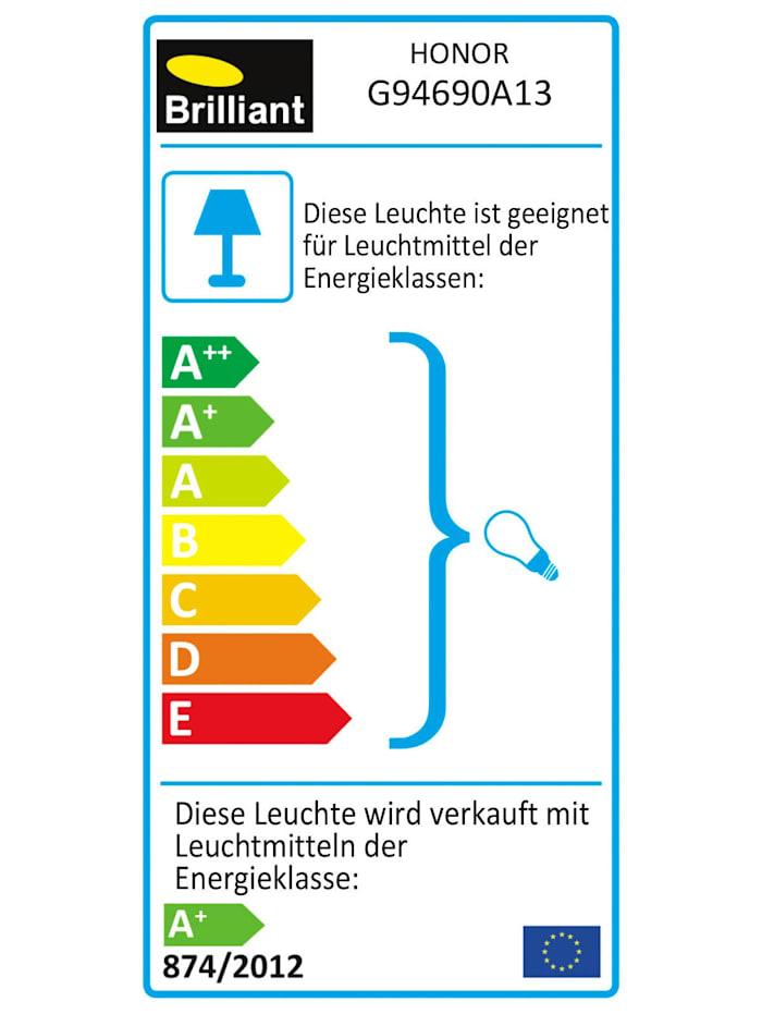 Honor LED Einbauleuchtenset: 3 Stück schwenkbar eisen/kaltweiß