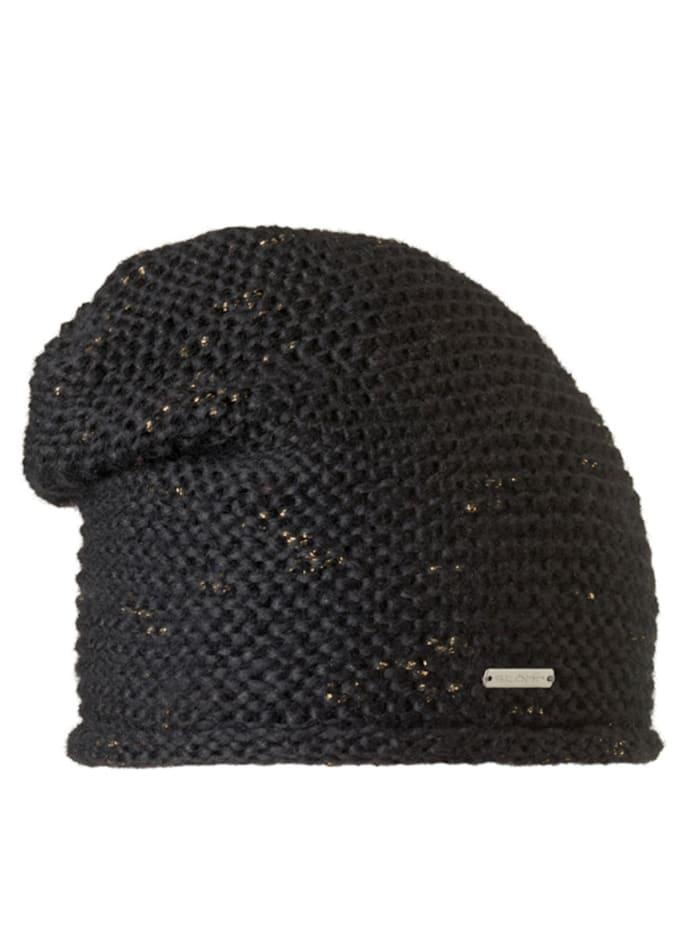 Stöhr ROLA - Damenmütze, schwarz