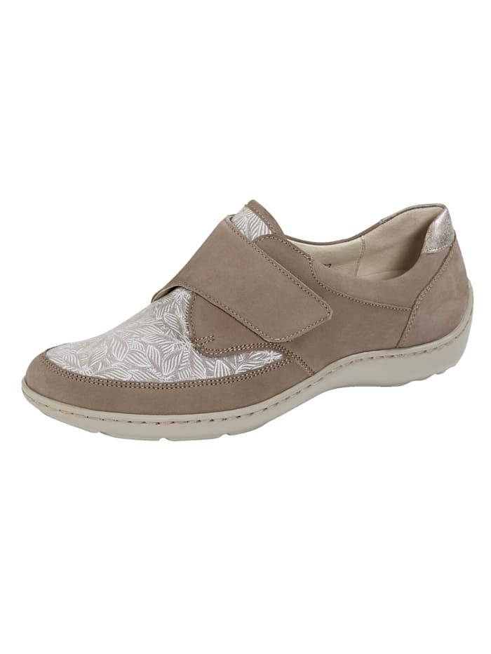 Waldläufer Ortho-Tritt-varustetut kengät, Beige
