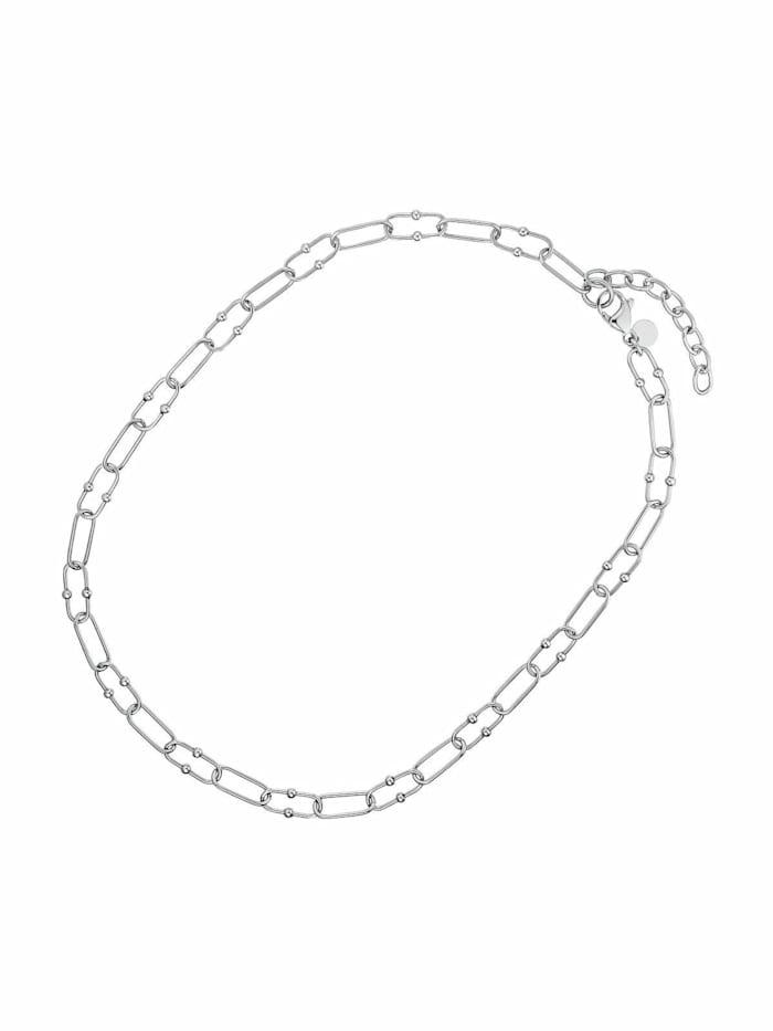 Noelani Kette für Damen, Stainless Steel, Silber