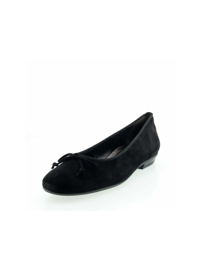 Paul Green Ballerinas, schwarz