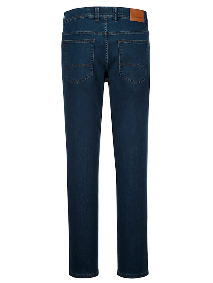 Jeans van lyocell vezels
