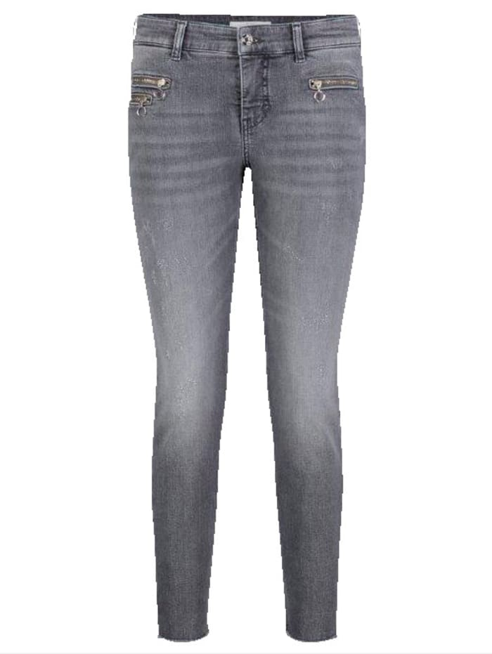 Jeans mit hohem Stretchanteil