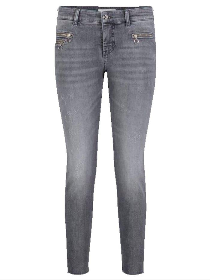 MAC Jeans mit hohem Stretchanteil, Grau