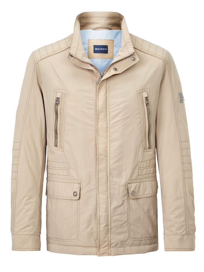Jacke mit praktischen 2-Wege-Taschen
