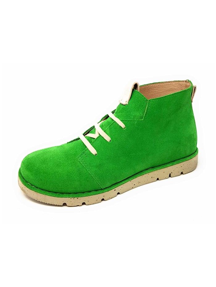 Brako Stiefelette, grün