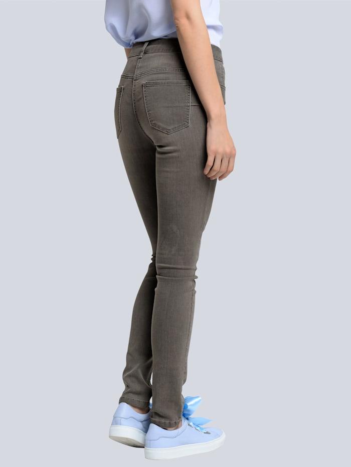 Jeans mit Push-Up-Effekt
