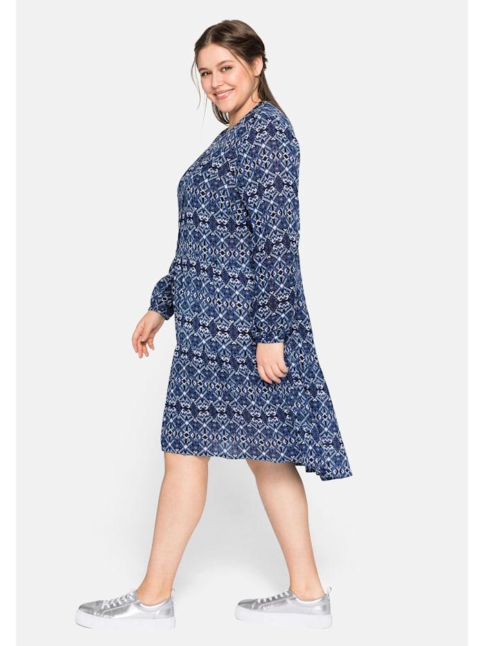 Sheego Kleid mit Stufen
