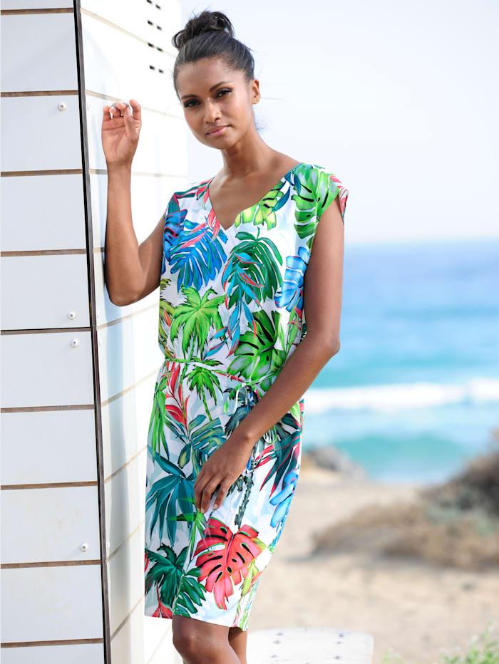 Strandkleid aus sommerlicher Webware