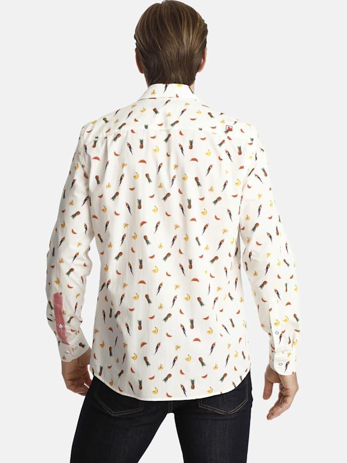 Shirtmaster Hemd parrotmeetsfruit