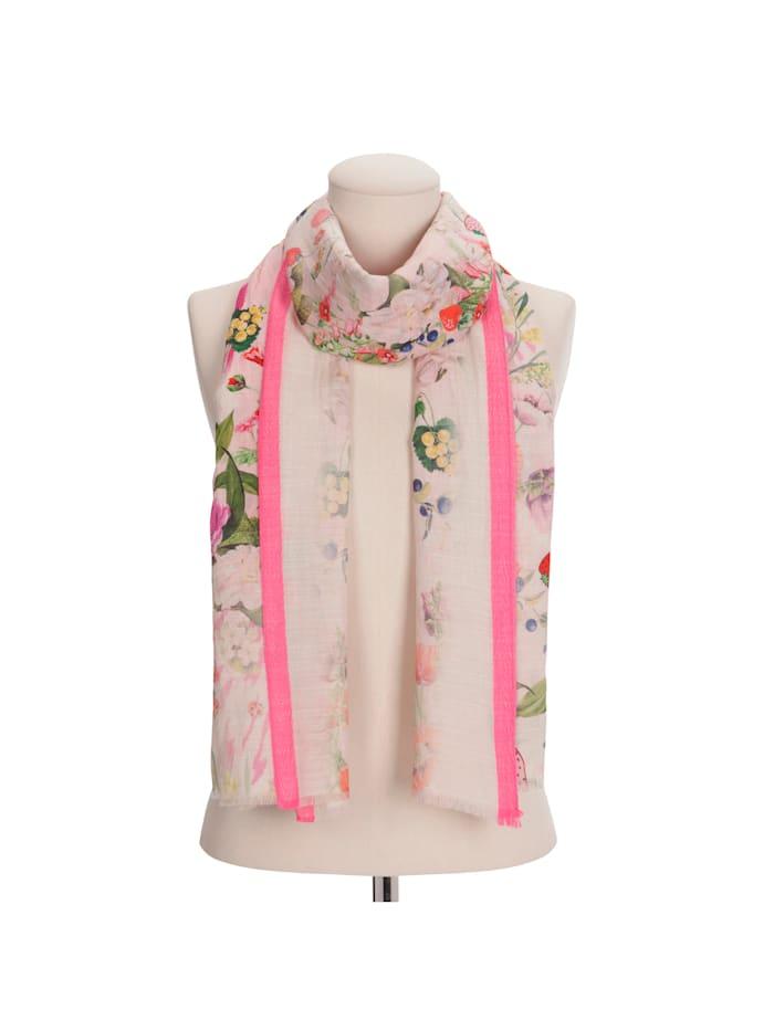 XL-Schal aus Baumwolle und Modal