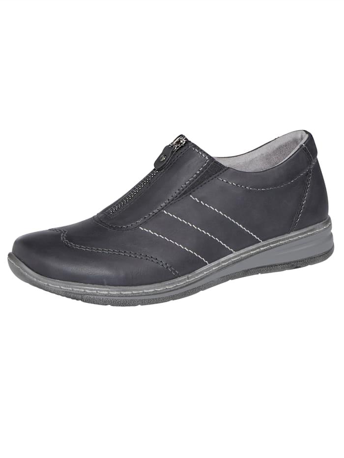 Julietta Venykkeelliset kengät, Musta