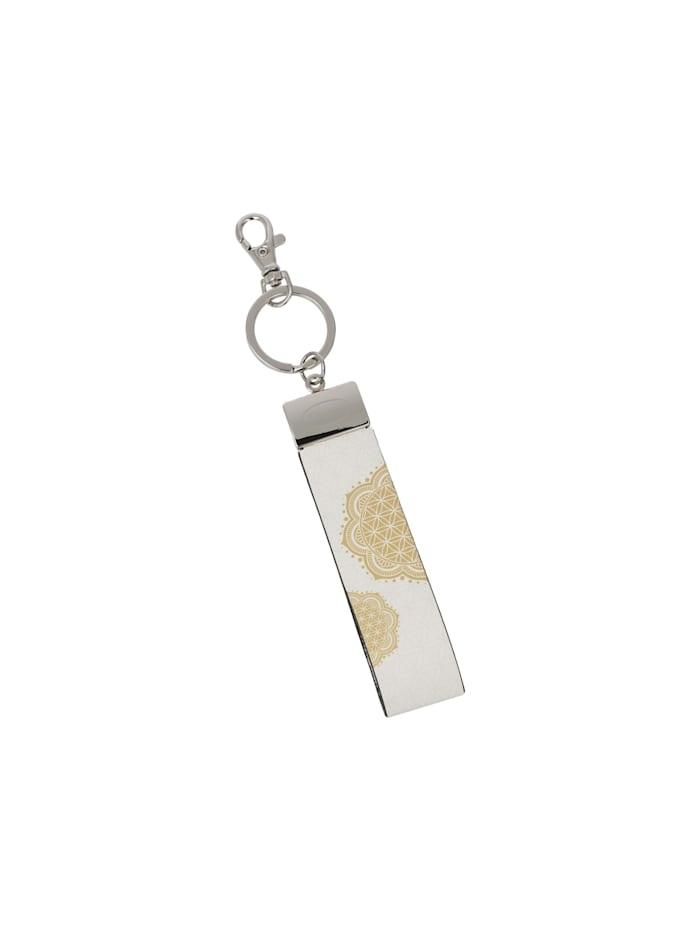 Goebel Goebel Schlüsselband Lotus - Blume des Lebens, Blume des Lebens