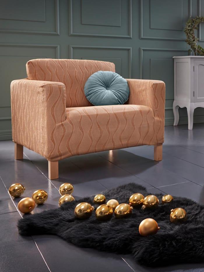 Webschatz Elastische meubelhoezen, Beige