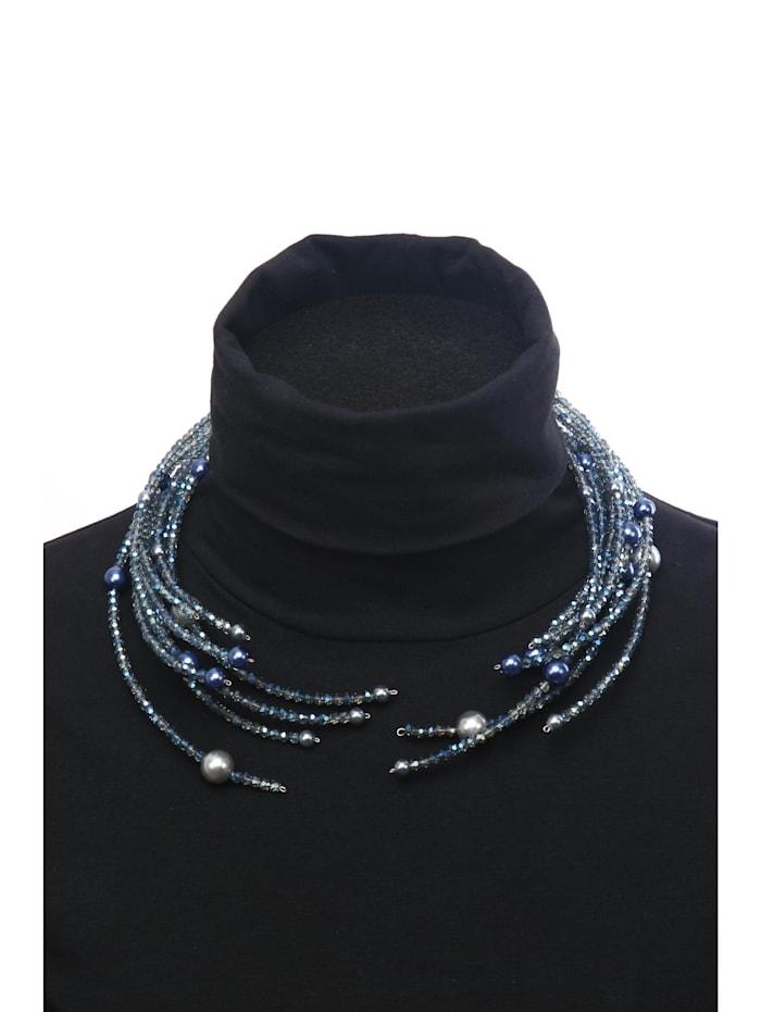 Trachten Halskette Xenia mit Glasperlen
