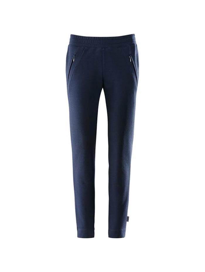 Schneider Sportwear Schneider Sportwear Hose INDIANAW, Dunkelblau