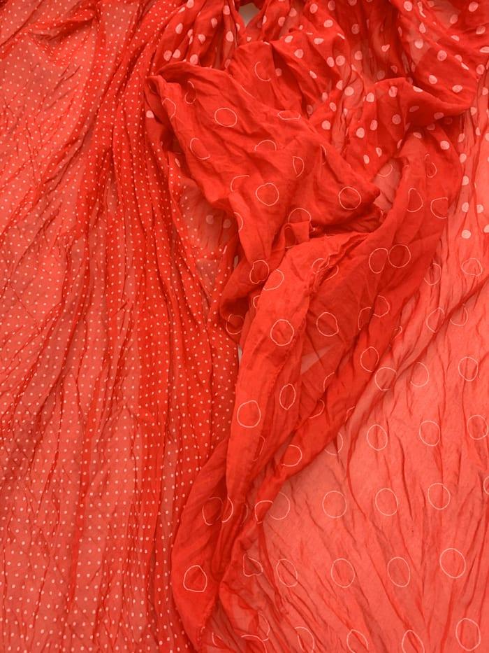 Öko Schal Red Dot mit plastikfreiem Versand