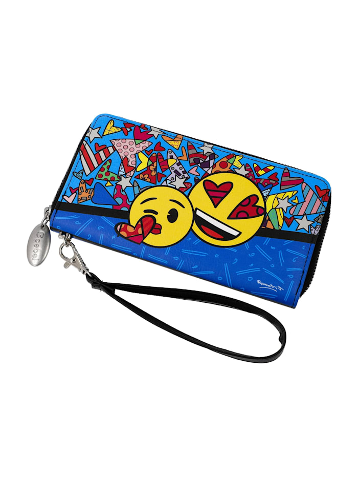 "Goebel Goebel Portmonnaie Emoji® by BRITTO® - ""I Love You"", Emoji/Britto - I Love You"