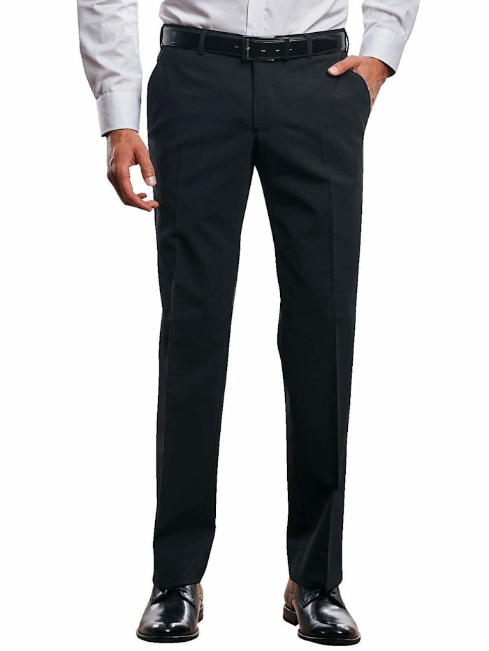 Engbers Hochwertige My Favorite Anzughose, Schwarz