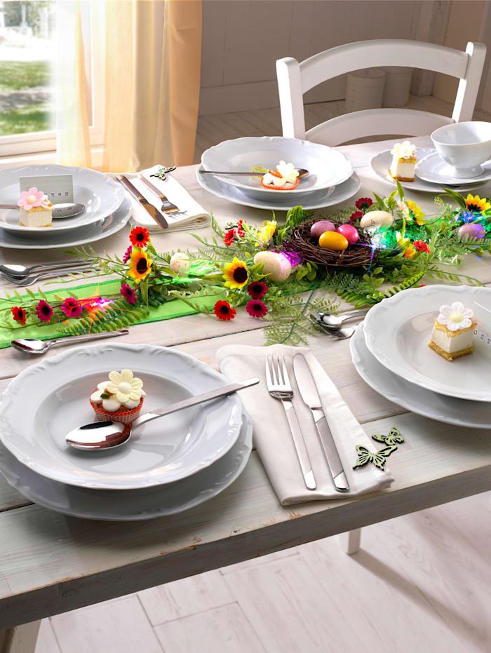 LED-pääsiäiskoriste pöydälle, monivärinen