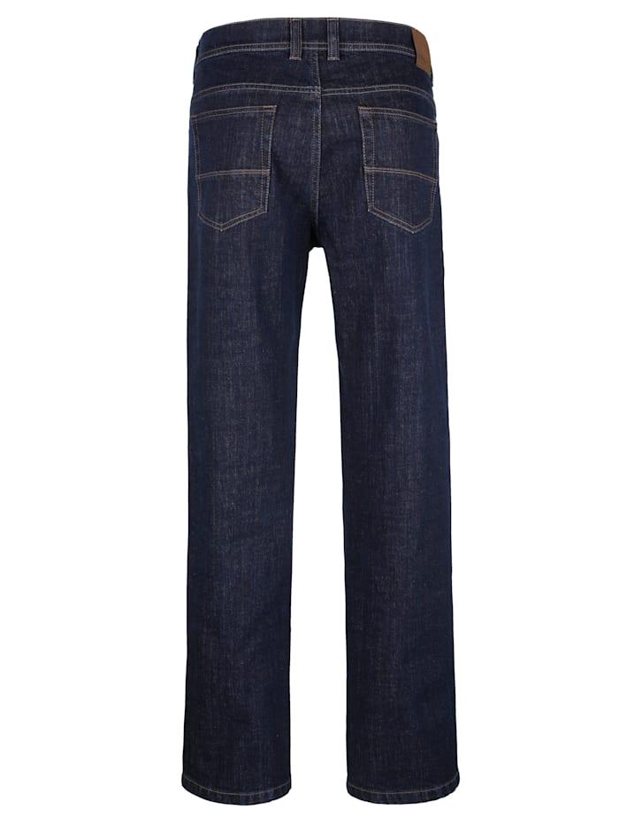 Jean 5 poches dans une qualité de marque