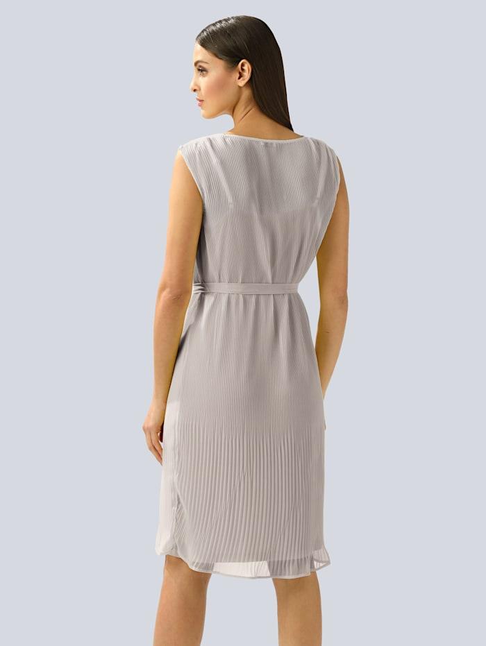 Kleid im Plissée allover