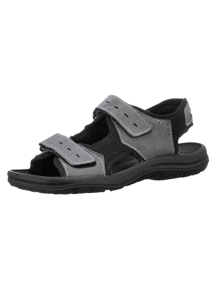 Sandale, Grau