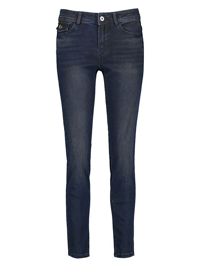 Taifun Jeans Skinny TS, Blue Denim