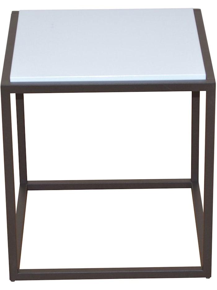 Möbel-Direkt-Online Beistelltisch Leni, weiß