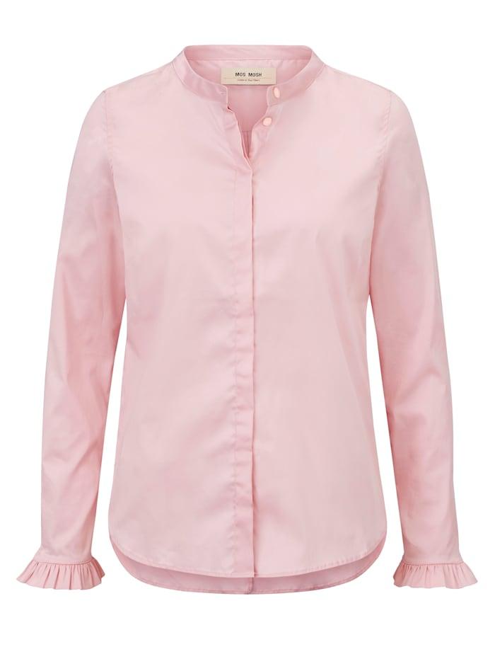 MOS MOSH Bluse, Rosé