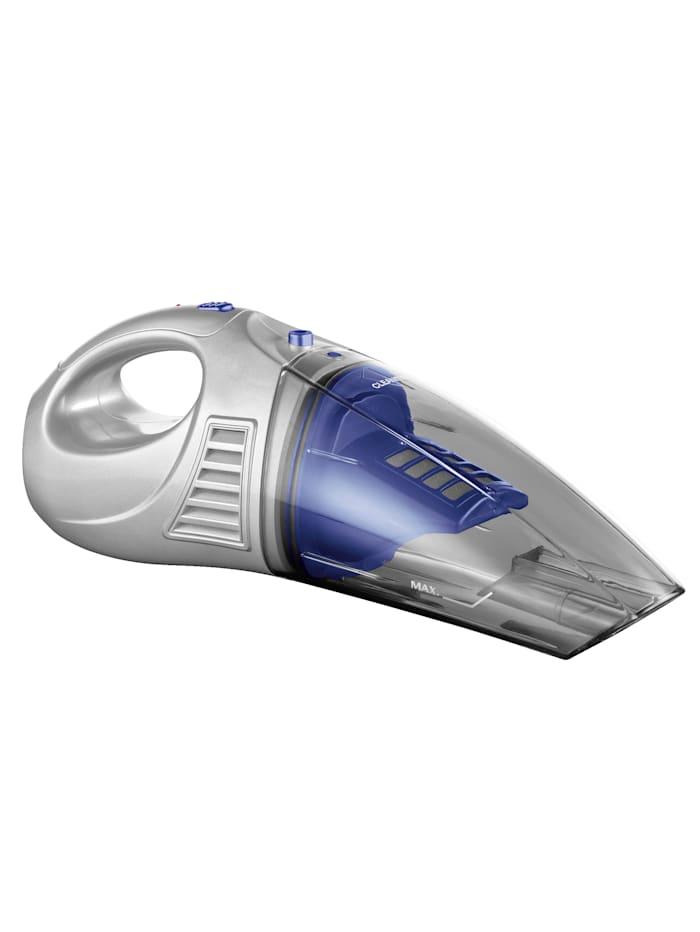 Cleanmaxx Cleanmaxx 2-in1-accuhandstofzuiger, Blauw/Zilverkleur