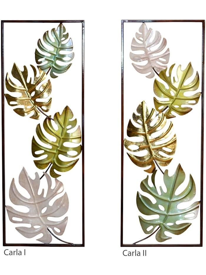 Möbel-Direkt-Online Wanddekoration Carla II, grün
