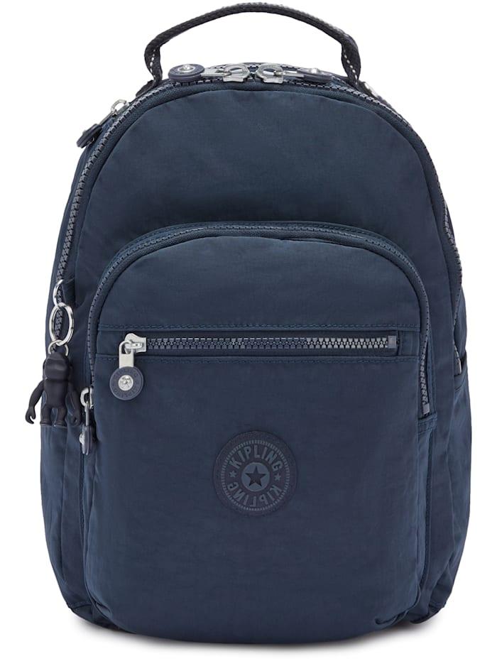 Kipling Basic Seoul S Rucksack 35 cm Laptopfach, blue bleu 2
