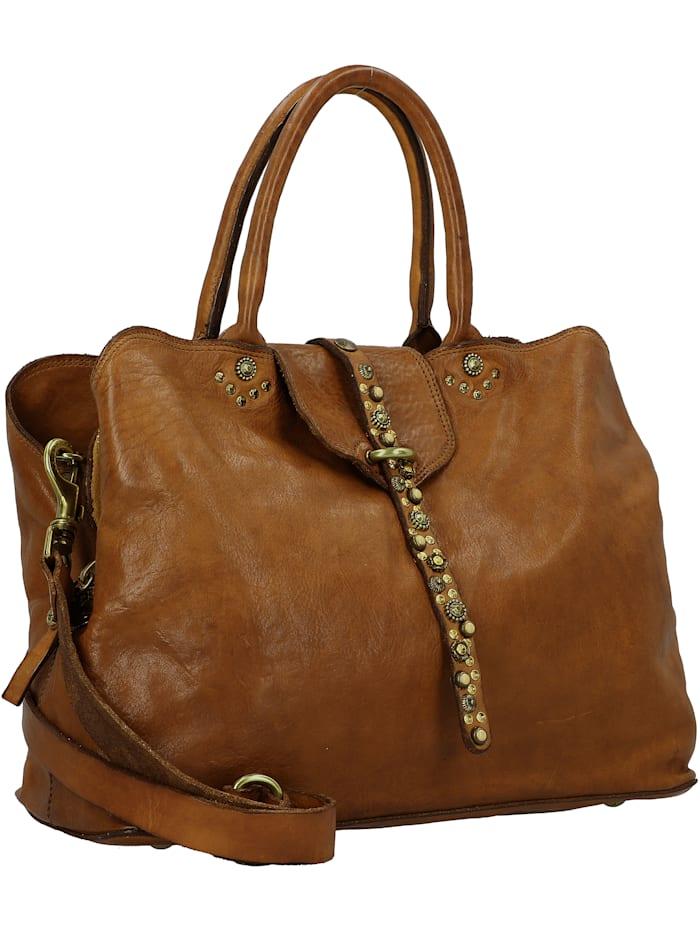 Handtasche Leder 36 cm