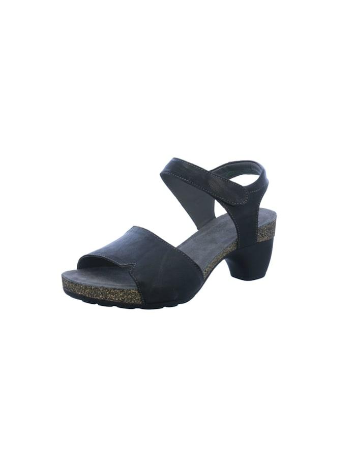 Think! Sandalen/Sandaletten, schwarz