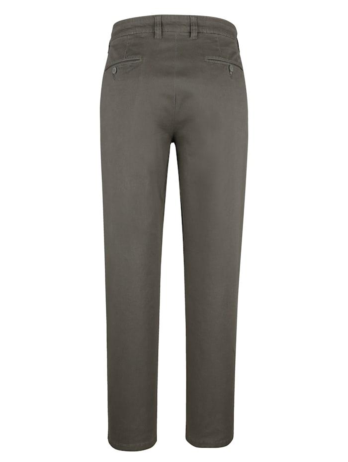 Flat-Front Hose mit Stretchanteil