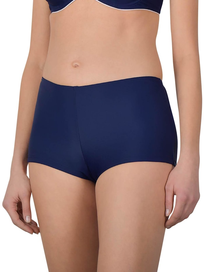 Naturana Damen Panty-Bikinihose, marine