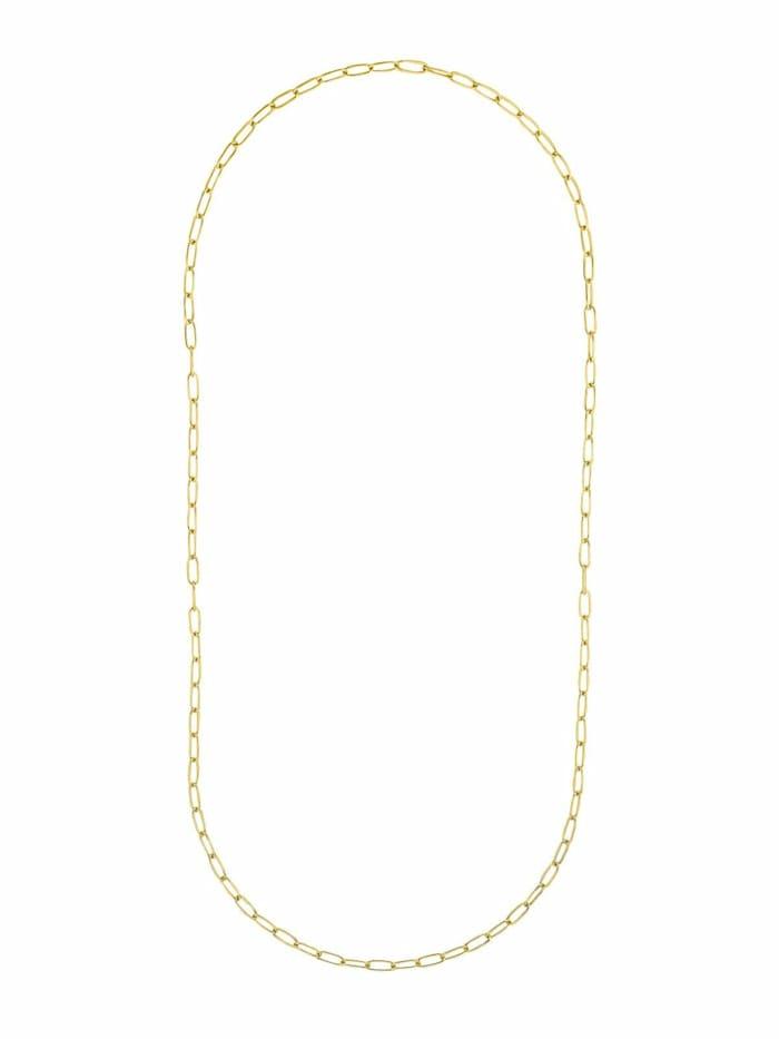 amor Collier für Damen, Sterling Silber 925, Gold
