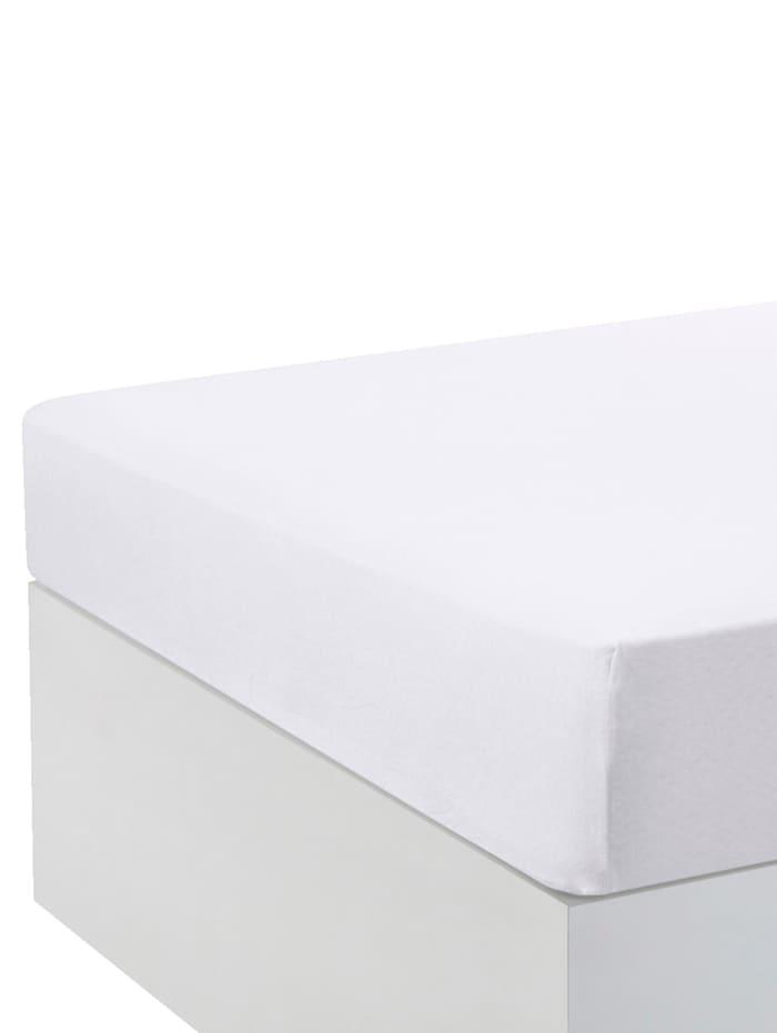 Webschatz Hoeslaken, wit