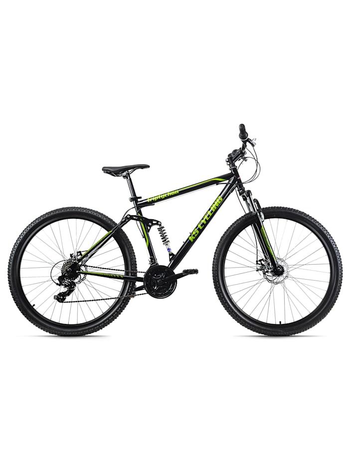 KS Cycling Mountainbike Fully 29'' Triptychon RH 51 cm, Schwarz