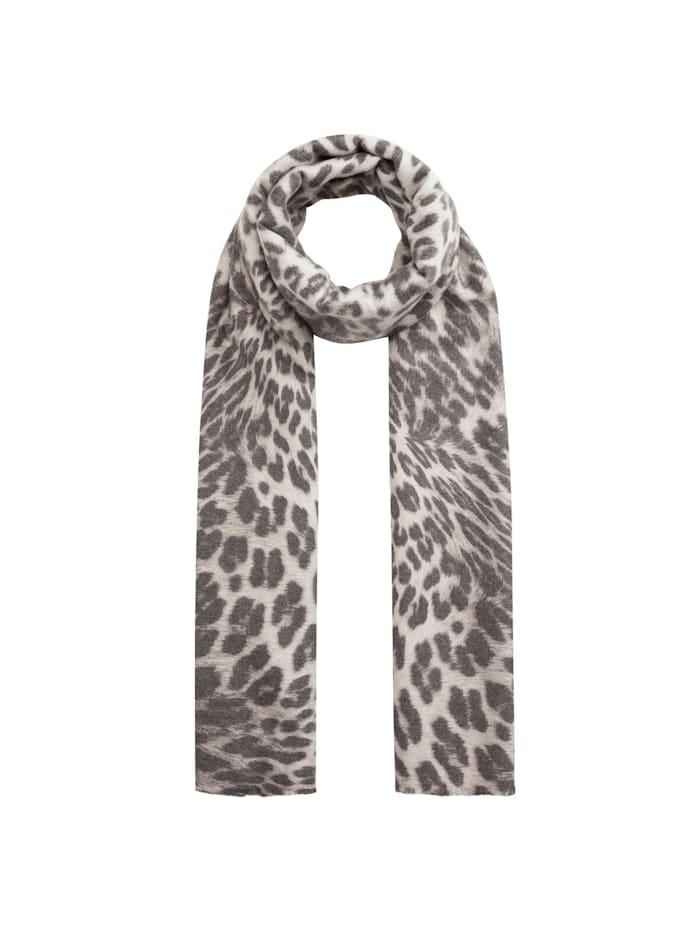 Codello Oversized-Schal mit feiner Viskose, grey
