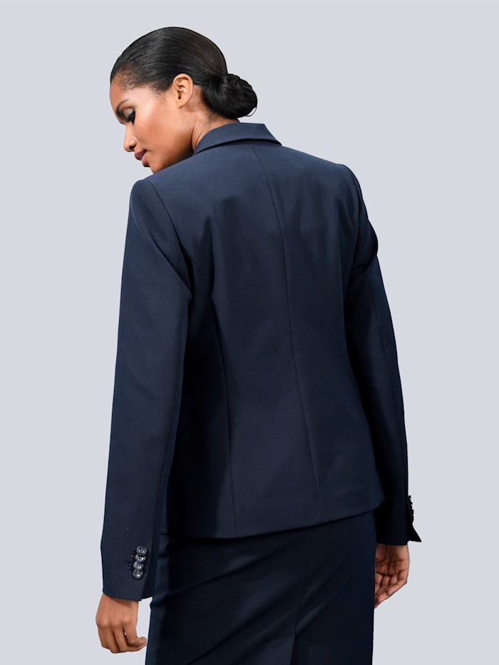 Blazer de style business élégant