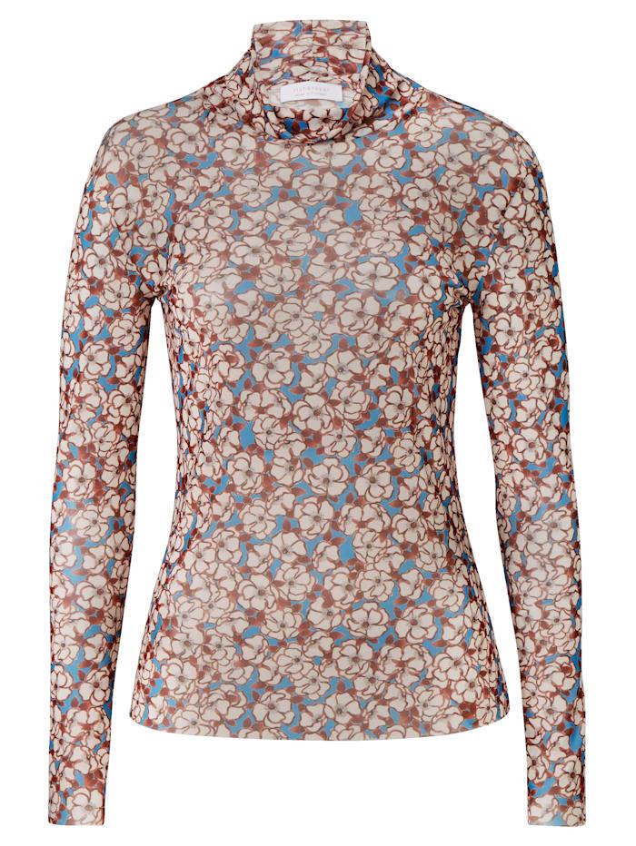 rich&royal Turtleneckshirt, Multicolor