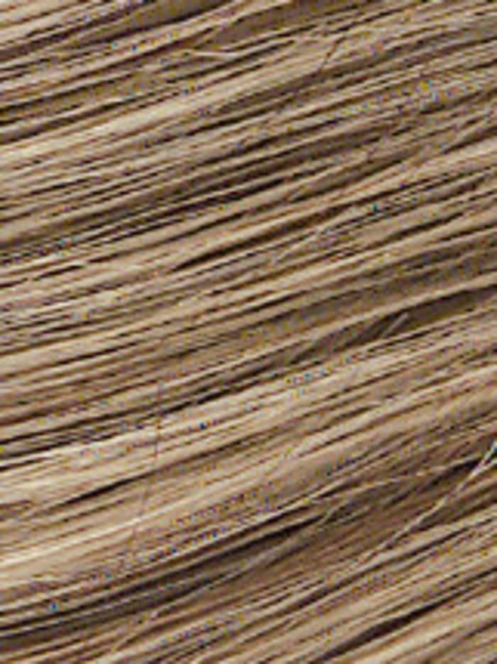 Lofty Perruque Heike, blond cendré foncé/mèches blond clair