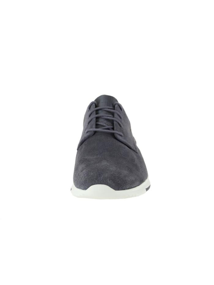 Herren Schnürschuh in dunkel-grau