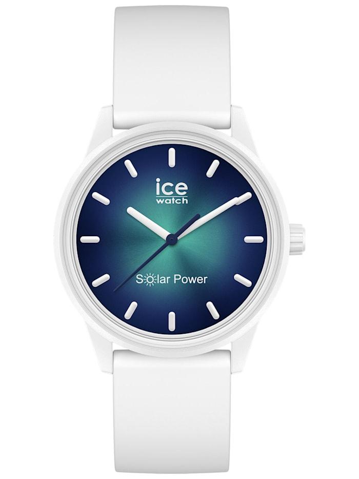 Ice Watch Solar Damen-Armbanduhr S Abyss, Blau